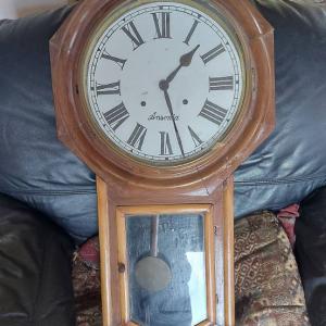 Ansonia Wall Clock