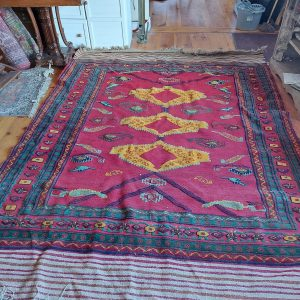 Afghan Kilim Rug of the Finest Quality