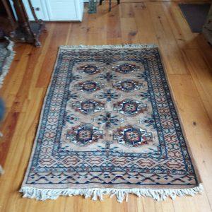 Amritsar Woolen Carpet, 6 feet by 4 feet