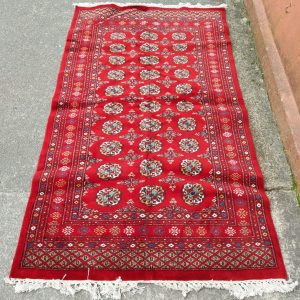 Amritsar woolen carpet, 6 feet 6 inches long by 4 feet wide