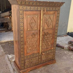 Indian-brass-inlaid-cupboard-2-H-53-inches-width-37.5-inches-depth-16.5-900-eur