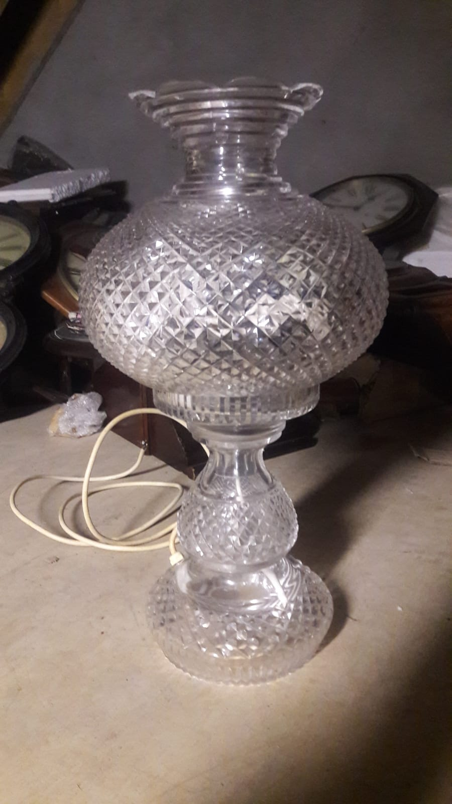 L4-original-Waterford-crystal-lamp-height-18-inches-price-800