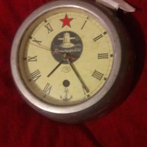 Russian submarine clock price 250 euro Russian Submarine Clock